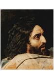 Alexander Andreyevich Ivanov (Head of John the Baptist) Art Poster Print Prints