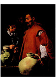 Diego Velázquez (The Water Seller of Seville) Art Poster Print Prints