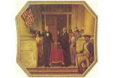 Andrew Jackson (Inauguration) Art Poster Print Posters
