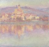 Claude Monet (Vetheuil) Art Poster Print Masterprint