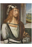 Albrecht Durer (Self Portrait) Art Poster Print Photo