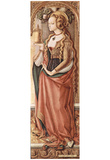 Carlo Crivelli (St. Mary Magdalene) Art Poster Print Posters