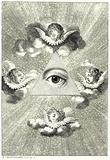 Daniel Nicholas Chodowiecki (Eye of Providence) Art Poster Print Posters