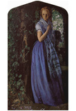 Arthur Hughes (April Love) Art Poster Print Prints