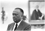 J. Edgar Hoover (Black & White Photo) Art Poster Print Posters