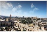 Jerusalem (West Jerusalem Walls) Art Poster Print Poster