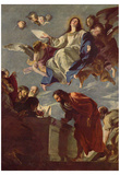 Mateo Cerezo d. J. (Assumption of Mary) Art Poster Print Posters