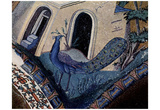 Master of Kahriye Cami-Church in Istanbul (Mosaics of the church-Kahri Djami in Istanbul, scene: Pe Posters