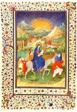 Masters of the Maréchal de Boucicaut (Heures de Maréchal de Boucicaut (book Poster