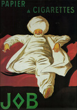 Leonetto Cappiello (Papier a Cigarettes, Job) Art Poster Print Masterprint