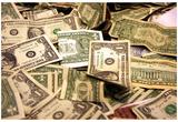 Money 2 (Dollar Bills) Art Poster Print Posters