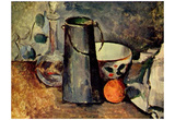 Paul Cezanne (Still Life) Art Poster Print Prints