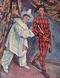Paul Cezanne (Carnival) Art Poster Print Masterprint