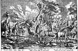 Pieter Brueghel (The Triumph of Time) Art Poster Print Masterprint