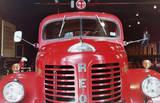 REO (Fire Truck) Art Poster Print Masterprint