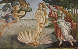 Sandro Botticelli (Birth Of Venus) Art Poster Print Masterprint
