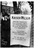 Suffragette Banner (Kaiser Wilson) Art Poster Print Print