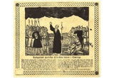 Nils Erik Lundstrom (St. Ansgar preached Christianity in Sweden) Art Poster Print Print