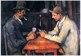 Paul Cezanne (Two card) Art Poster Print Prints