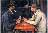 Paul Cezanne (Two card) Art Poster Print Prints