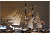Star of India (At Night) Art Poster Print Posters