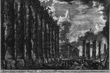 "Giovanni Battista Piranesi (Follow to ""The Field of Mars in ancient Rome,"" Gazette XXXIV, The remai Masterprint"