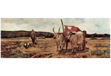 Giovanni Fattori (March scenery) Art Poster Print Posters