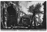 Giovanni Battista Piranesi (Vedute Arch of Titus) Art Poster Print Posters