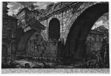 "Giovanni Battista Piranesi (To follow ""The ancient buildings of Rome,"" Volume IV, page XVI, The Bri Posters"