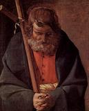 Georges de La Tour (St. Philip) Art Poster Print Masterprint