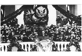 Franklin Delano Roosevelt (Inauguration, 1943) Art Poster Print Posters