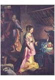 Federico Barocci (Birth of Christ) Art Poster Print Photo