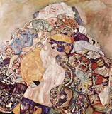 Gustav Klimt (Baby) Art Poster Print Masterprint