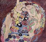 Gustav Klimt (The Virgin) Art Poster Print Masterprint