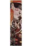 Gustav Klimt (Judith II) Art Poster Print Posters