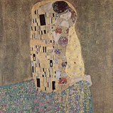 Gustav Klimt (The Kiss) Art Poster Print Prints