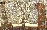 Gustav Klimt (The Tree of Life) Art Poster Print Masterprint