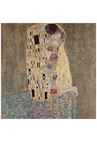 Gustav Klimt (The Kiss, Le Baiser      ) Art Poster Print Prints