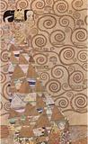 Gustav Klimt (Expectation) Art Poster Print Masterprint