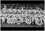 Chicago White Sox 1919 Vintage Team Archival Sports Photo Poster Prints