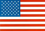 American Flag Art Print Poster Foto