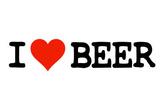 I Heart Beer College Humor Poster Masterprint