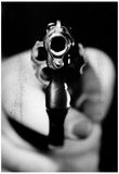 Handgun Close-Up Archival Photo Poster Print Posters