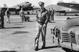 General Douglas MacArthur Airbase Archival Photo Poster Print Masterprint