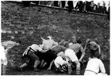 Eton College Wall Game 1969 Archival Photo Poster Posters