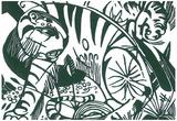 Franz Marc Tiger Art Print Poster Posters