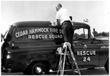 Cedar Hammock Fire Department 1965 Archival Photo Poster Prints
