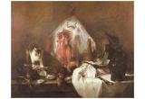 Jean-Baptiste Simeon Chardin (The Rays) Art Poster Print Poster