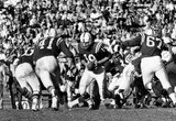 Johnny Unitas In Action Archival Photo Sports Poster Print Masterprint