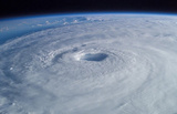 Hurricane Isabel (From Space) Art Poster Print Masterprint